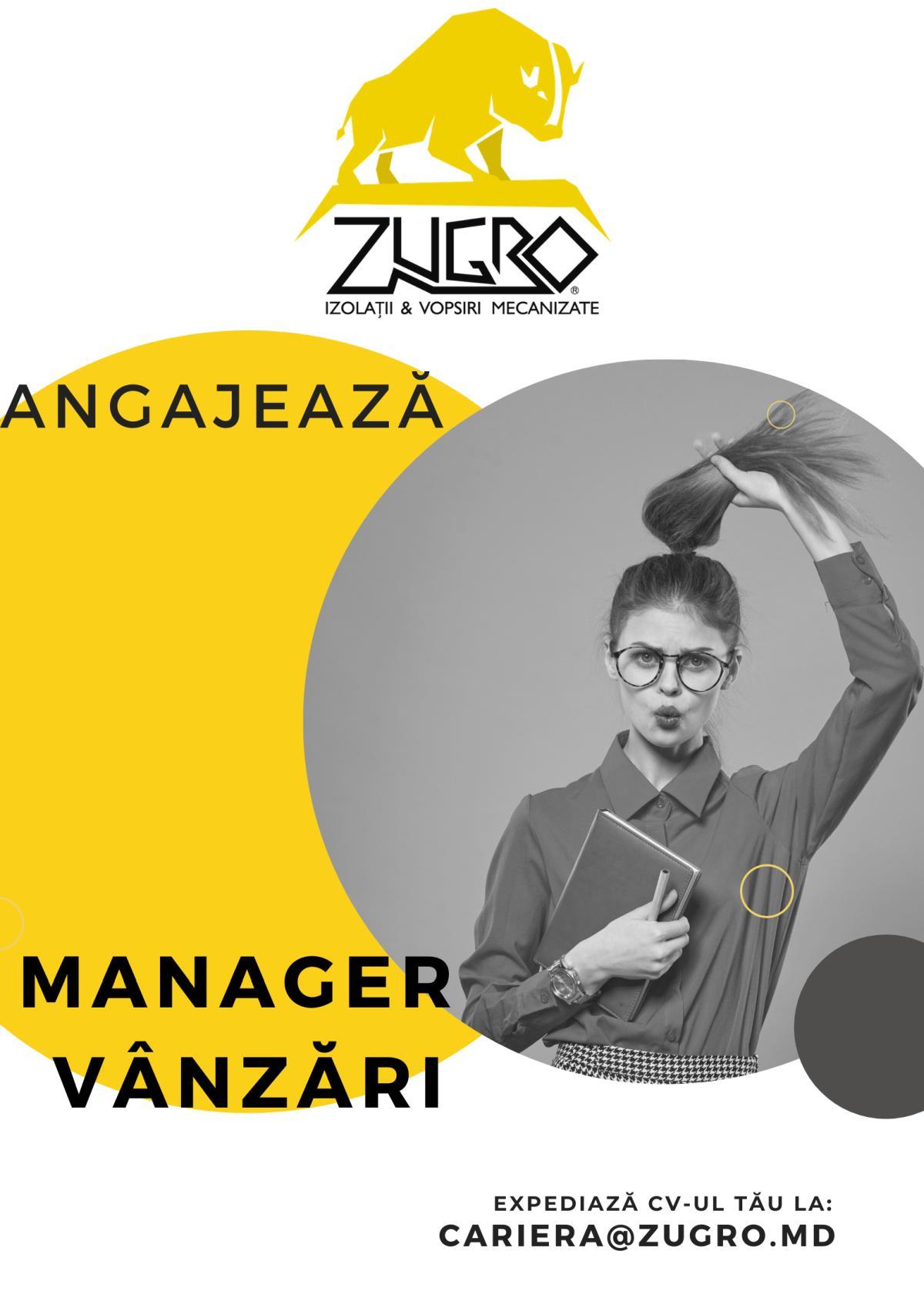 You are currently viewing Căutăm manager vânzări